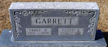 GARRETT, EMILY R. - Madison County, Arkansas | EMILY R. GARRETT - Arkansas Gravestone Photos