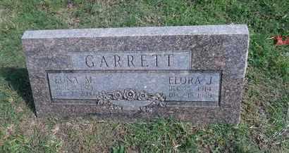 GARRETT, EUNA M - Madison County, Arkansas | EUNA M GARRETT - Arkansas Gravestone Photos