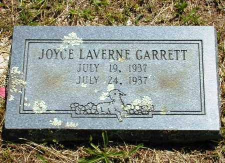 GARRETT, JOYCE LAVERNE - Madison County, Arkansas | JOYCE LAVERNE GARRETT - Arkansas Gravestone Photos