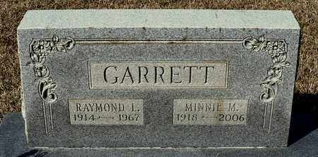 GARRETT, RAYMOND L. - Madison County, Arkansas | RAYMOND L. GARRETT - Arkansas Gravestone Photos