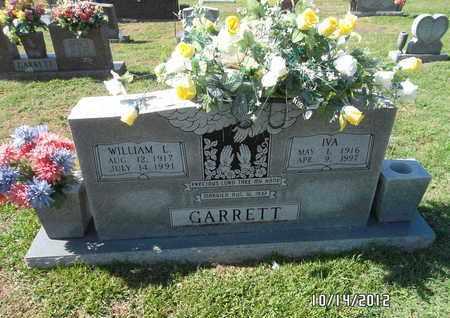 GARRETT, IVA - Madison County, Arkansas   IVA GARRETT - Arkansas Gravestone Photos