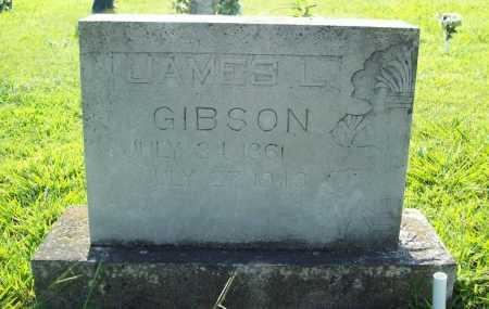 GIBSON, JAMES LARKIN - Madison County, Arkansas   JAMES LARKIN GIBSON - Arkansas Gravestone Photos