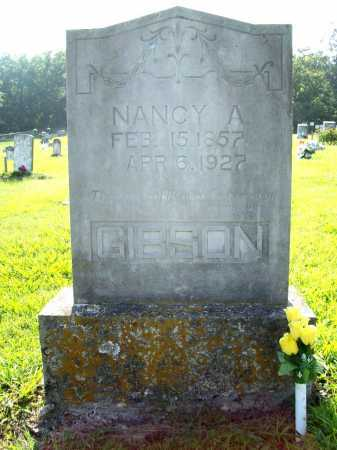 REEVES GIBSON, NANCY ANN - Madison County, Arkansas | NANCY ANN REEVES GIBSON - Arkansas Gravestone Photos