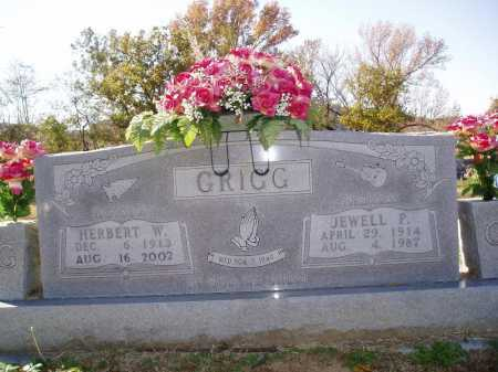 GRIGG, HERBERT WOODROW - Madison County, Arkansas | HERBERT WOODROW GRIGG - Arkansas Gravestone Photos