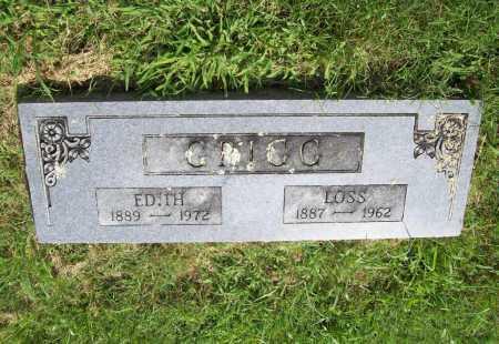 GRIGG, EDITH - Madison County, Arkansas | EDITH GRIGG - Arkansas Gravestone Photos