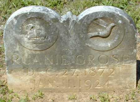 DRAIN ROGERS, RUANIE - Madison County, Arkansas | RUANIE DRAIN ROGERS - Arkansas Gravestone Photos