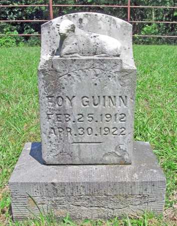 GUINN, FOY - Madison County, Arkansas | FOY GUINN - Arkansas Gravestone Photos
