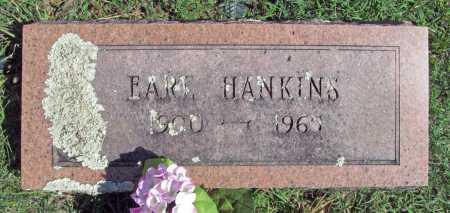 HANKINS, EARL - Madison County, Arkansas | EARL HANKINS - Arkansas Gravestone Photos
