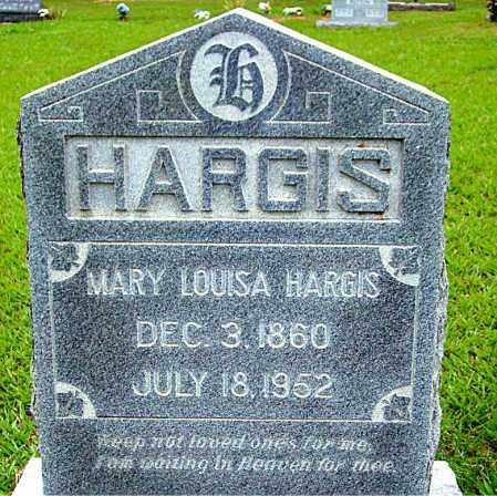 HARGIS, MARY LOUISA - Madison County, Arkansas | MARY LOUISA HARGIS - Arkansas Gravestone Photos