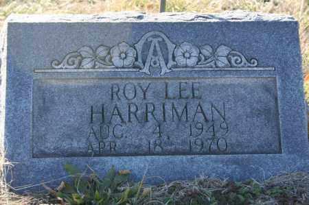HARRIMAN, ROY LEE - Madison County, Arkansas   ROY LEE HARRIMAN - Arkansas Gravestone Photos