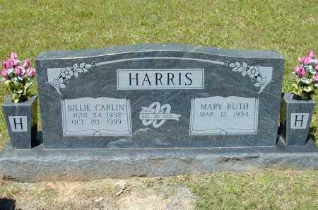 HARRIS, BILLIE CARLIN - Madison County, Arkansas   BILLIE CARLIN HARRIS - Arkansas Gravestone Photos