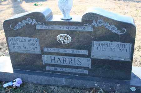 HARRIS, FRANKLIN DEAN - Madison County, Arkansas   FRANKLIN DEAN HARRIS - Arkansas Gravestone Photos