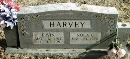 HARVEY, ERVIN - Madison County, Arkansas   ERVIN HARVEY - Arkansas Gravestone Photos