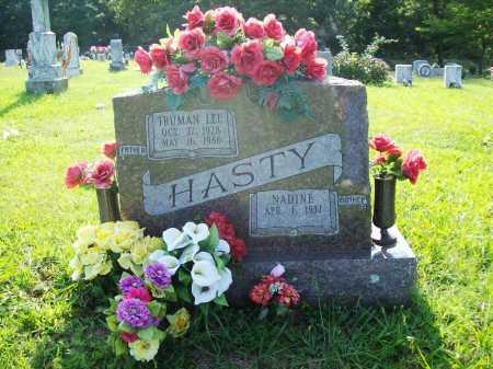 HASTY, TRUMAN LEE - Madison County, Arkansas   TRUMAN LEE HASTY - Arkansas Gravestone Photos