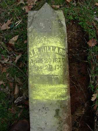 HILLARD, J. R. - Madison County, Arkansas | J. R. HILLARD - Arkansas Gravestone Photos