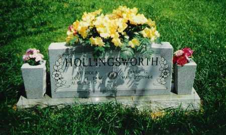 "HOLLINGSWORTH, VIOLA ""VI"" - Madison County, Arkansas | VIOLA ""VI"" HOLLINGSWORTH - Arkansas Gravestone Photos"
