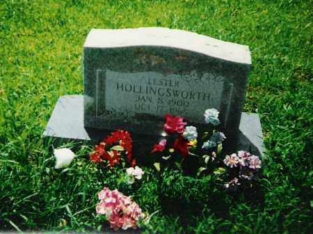 HOLLINGSWORTH, LESTER - Madison County, Arkansas | LESTER HOLLINGSWORTH - Arkansas Gravestone Photos