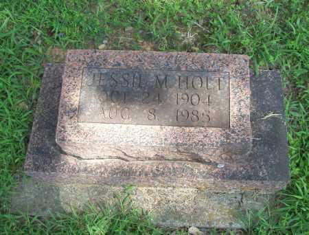ROSE HOLT, JESSIE M. - Madison County, Arkansas | JESSIE M. ROSE HOLT - Arkansas Gravestone Photos