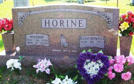 HOWELL HORINE, KATE - Madison County, Arkansas | KATE HOWELL HORINE - Arkansas Gravestone Photos