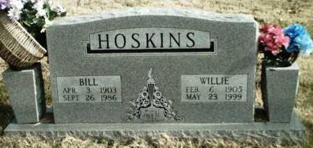 HOSKINS, BILL - Madison County, Arkansas | BILL HOSKINS - Arkansas Gravestone Photos
