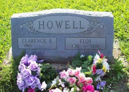 HOWELL, FLOY - Madison County, Arkansas   FLOY HOWELL - Arkansas Gravestone Photos