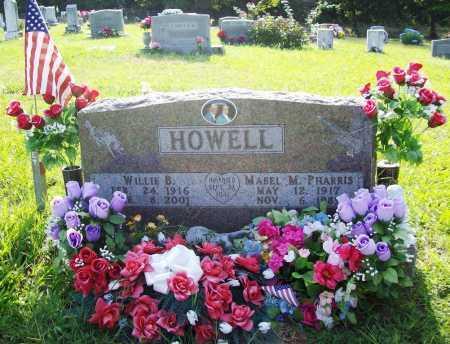 HOWELL, WILLIE BEA - Madison County, Arkansas | WILLIE BEA HOWELL - Arkansas Gravestone Photos