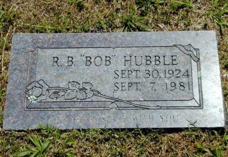 "HUBBLE, R. B. ""BOB"" - Madison County, Arkansas | R. B. ""BOB"" HUBBLE - Arkansas Gravestone Photos"