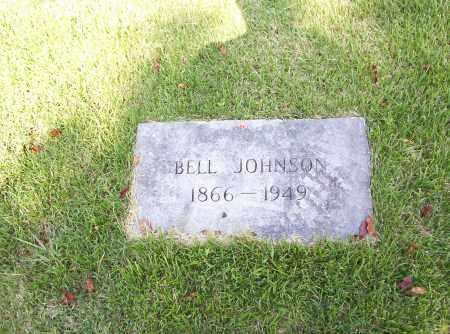 JOHNSON, BELL - Madison County, Arkansas | BELL JOHNSON - Arkansas Gravestone Photos