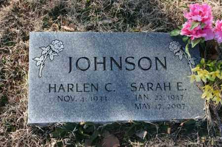 JOHNSON, SARAH - Madison County, Arkansas | SARAH JOHNSON - Arkansas Gravestone Photos