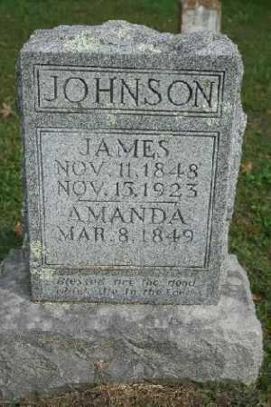 JOHNSON, JAMES - Madison County, Arkansas | JAMES JOHNSON - Arkansas Gravestone Photos