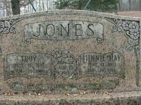 ACORD JONES, MINNIE MAY - Madison County, Arkansas   MINNIE MAY ACORD JONES - Arkansas Gravestone Photos