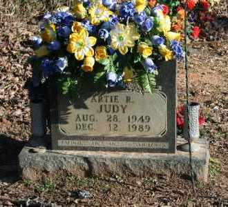 JUDY, ARTIE RAY - Madison County, Arkansas | ARTIE RAY JUDY - Arkansas Gravestone Photos