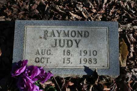 JUDY, RAYMOND - Madison County, Arkansas | RAYMOND JUDY - Arkansas Gravestone Photos