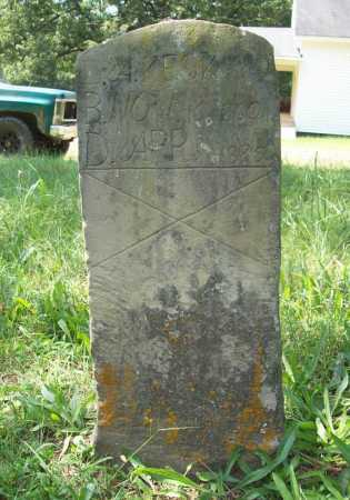 KECK, L. A. - Madison County, Arkansas   L. A. KECK - Arkansas Gravestone Photos