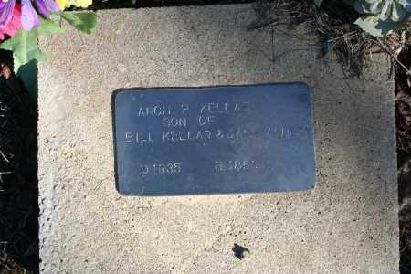 KELLAR, ARCH - Madison County, Arkansas   ARCH KELLAR - Arkansas Gravestone Photos