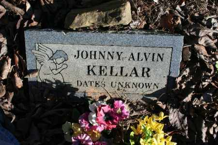 KELLAR, JOHNNY ALVIN - Madison County, Arkansas | JOHNNY ALVIN KELLAR - Arkansas Gravestone Photos