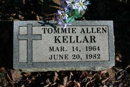 KELLAR, TOMMIE ALLEN - Madison County, Arkansas | TOMMIE ALLEN KELLAR - Arkansas Gravestone Photos
