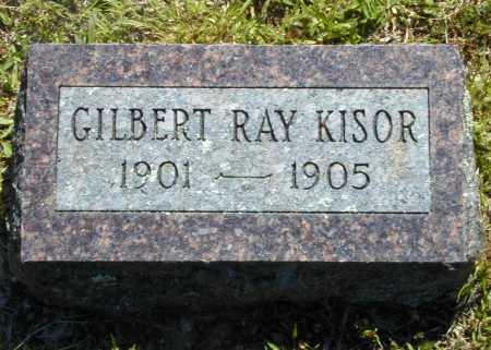 KISOR, GILBERT RAY - Madison County, Arkansas   GILBERT RAY KISOR - Arkansas Gravestone Photos