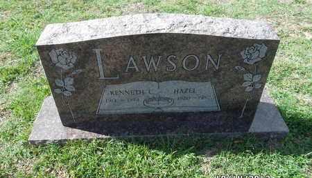 LAWSON, HAZEL - Madison County, Arkansas   HAZEL LAWSON - Arkansas Gravestone Photos