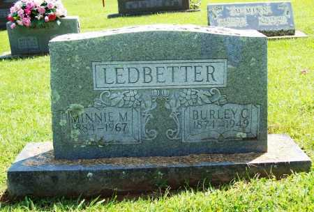 LEDBETTER, MINNIE M. - Madison County, Arkansas | MINNIE M. LEDBETTER - Arkansas Gravestone Photos