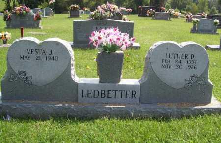 LEDBETTER, LUTHER DALE - Madison County, Arkansas   LUTHER DALE LEDBETTER - Arkansas Gravestone Photos