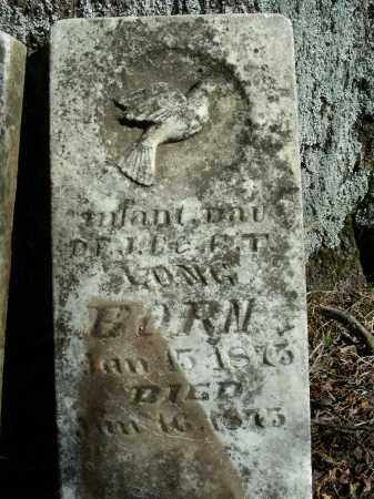 LONG, INFANT DAUGHTER OF J. C. & C. T. - Madison County, Arkansas   INFANT DAUGHTER OF J. C. & C. T. LONG - Arkansas Gravestone Photos