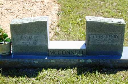 MCCONNELL, ICA LOLA - Madison County, Arkansas | ICA LOLA MCCONNELL - Arkansas Gravestone Photos