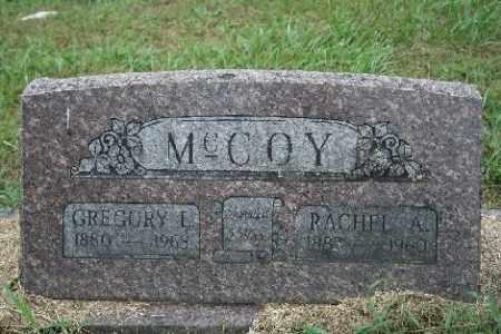 MCCOY, RACHEL A. - Madison County, Arkansas | RACHEL A. MCCOY - Arkansas Gravestone Photos