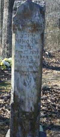MCHONE, JOHN - Madison County, Arkansas | JOHN MCHONE - Arkansas Gravestone Photos