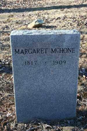 MCHONE, MARGARET - Madison County, Arkansas | MARGARET MCHONE - Arkansas Gravestone Photos