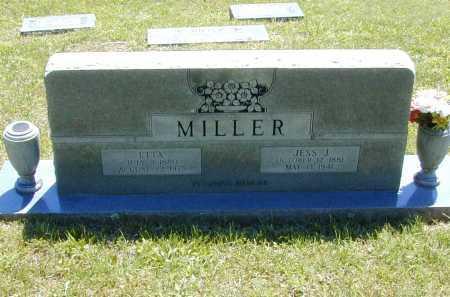 MILLER, JESS J. - Madison County, Arkansas   JESS J. MILLER - Arkansas Gravestone Photos