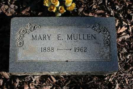 MULLEN, MARY E. - Madison County, Arkansas | MARY E. MULLEN - Arkansas Gravestone Photos