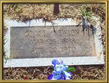 CREECH NEWLON, GRACE - Madison County, Arkansas   GRACE CREECH NEWLON - Arkansas Gravestone Photos