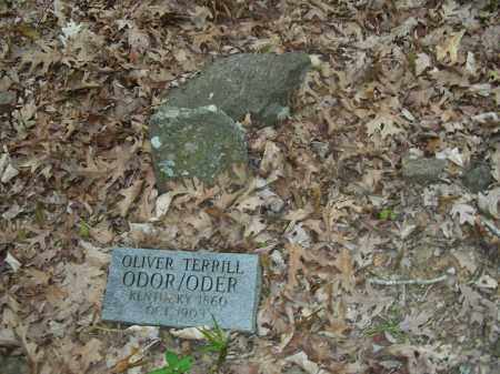 ODOR/ODER, OLIVER TERRILL - Madison County, Arkansas | OLIVER TERRILL ODOR/ODER - Arkansas Gravestone Photos